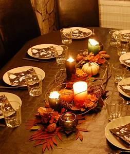 Herbstdeko Selbst Gemacht : tischdeko herbst selbst gemacht wohn design ~ Orissabook.com Haus und Dekorationen