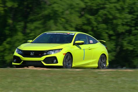 Project Civic Si: The Ultimate Track and Road Car? | Honda ...