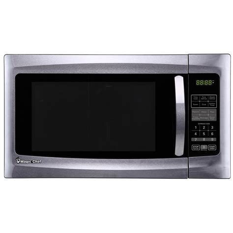 cu ft countertop microwave oven magic chef brands