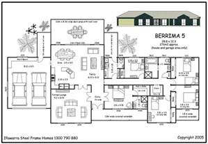 5 bedroom floor plan simple house plan with 5 bedrooms home design