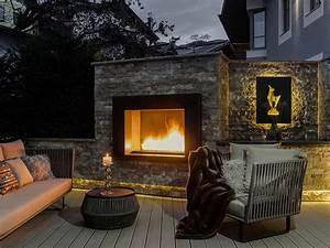 20 bilder kamin f r terrasse for Kamin für terrasse