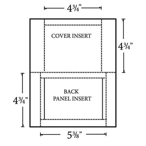 Matte Jewel Case Inserts For Laser Or Inkjet Printers