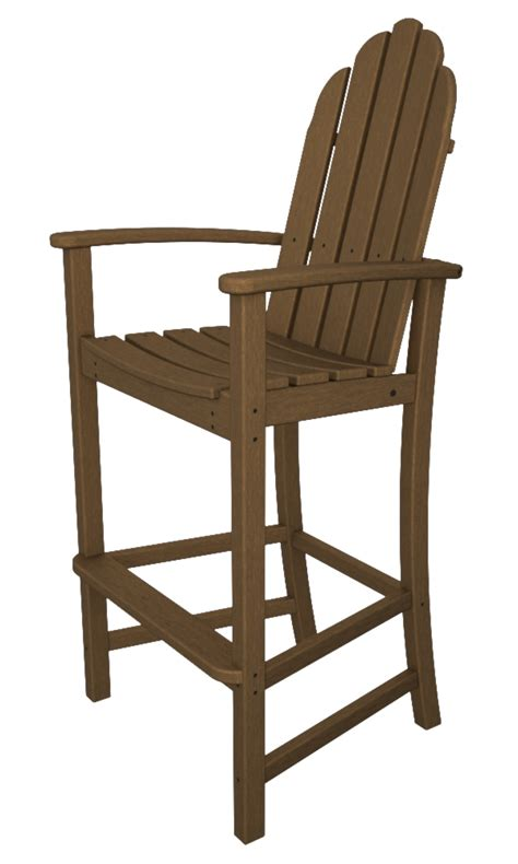 polywood adirondack bar chair add202