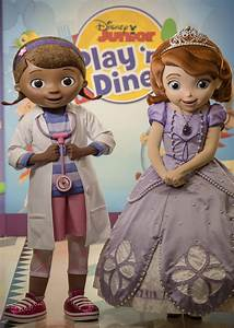 Doc McStuffins and Sofia the First Make Their Debut at ...  Disney