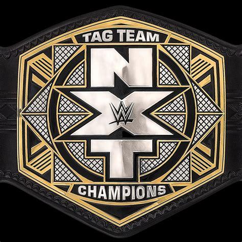 New NXT Tag Team Championship