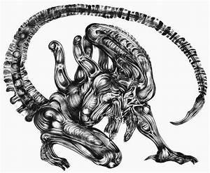 Alien Drawings - Cool Aliens to Draw
