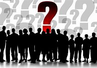 Image result for pic of people asking questions