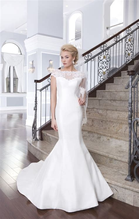 beautiful wedding dresses  lillian west part