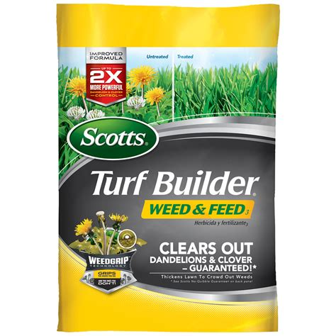 Shop Scotts Turf Builder Weed & Feed 4287lb 15000sq Ft
