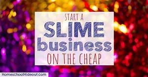 Slime Business 8 Tips To Become An Entrepreneur