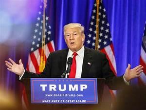 Trump Speech Hits the Mark: Last Chance to Change Washington