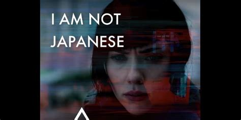 Ghost In The Shell Meme - internet uses ghost in the shell meme caign to call out whitewashing