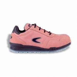 Chaussure De Securite Femme Legere : chaussure de s curit femme s3 rose ~ Nature-et-papiers.com Idées de Décoration