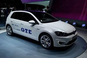 Volkswagen Golf Gte : new vw golf gte is the gti of plug in hybrids ~ Melissatoandfro.com Idées de Décoration