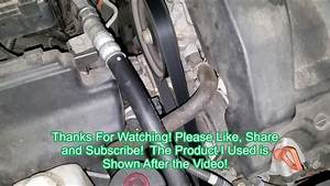 2005 Honda Pilot Serpentine Belt Replacement