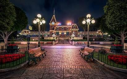 Disneyland Wallpapers Christmas Wide Widescreen