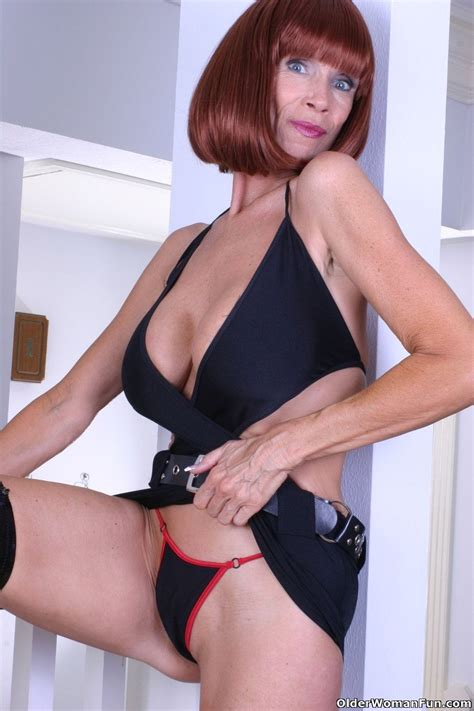 Kinky grandma marylin has massive boobs at Mature Sex Pictures