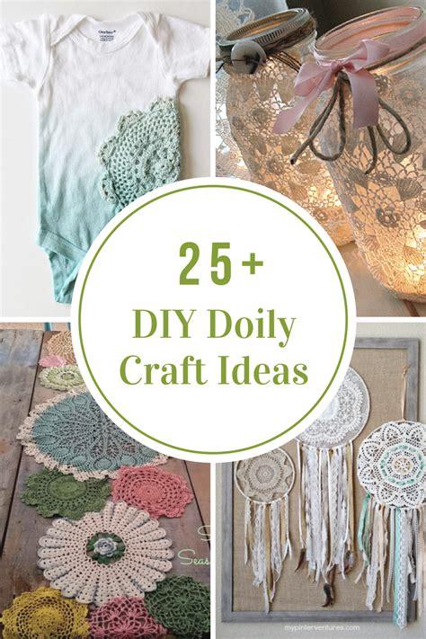 diy doily craft ideas  idea room