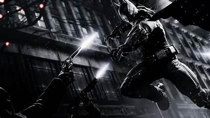 Batman Arkham Dc Comics Origins Wallpapers Games