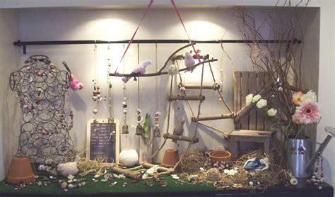 pinterest decoration vitrine printemps collection