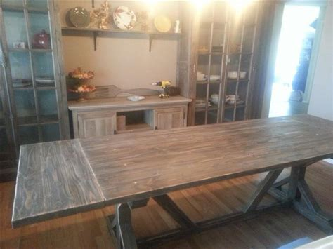 Here are some helpful tools to make sure 10 seater dining table dimensions. Building A 10 Person Dining Room Table Is Our Project Of The Week - 8 Pics