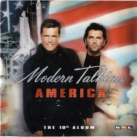 america the 10th album 2001 anders with the band of modern talking