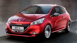 Rappel Constructeur Peugeot 208 : premi re vid o de la peugeot 208 gti concept ~ Maxctalentgroup.com Avis de Voitures