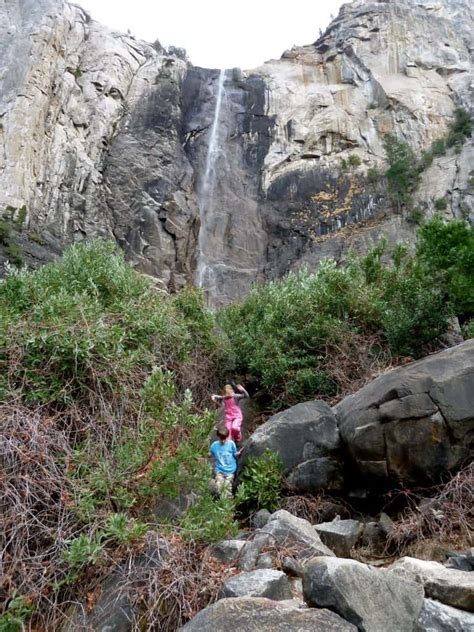 Hiking With Toddlers Yosemite