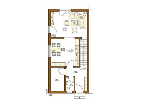 Grundriss Haus 8m Breit by Clou 136 132 115 Rensch Haus 220 Ber 140 Jahre