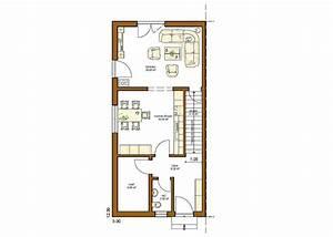 Haus 6m Breit : clou 115 grundriss erdgeschoss haus und grundriss ~ Lizthompson.info Haus und Dekorationen
