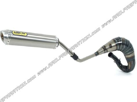 pot d 233 chappement arrow all road passage haut pour peugeot xp6 motorhispania ryz apr 232 s 2006