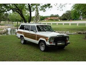 Jeep Grand Wagoneer : 1989 jeep wagoneer for sale cc 1001396 ~ Medecine-chirurgie-esthetiques.com Avis de Voitures