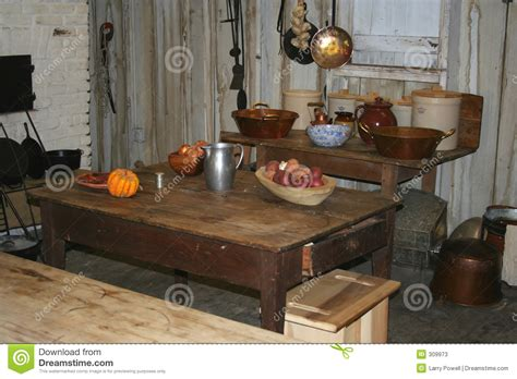 vieille cuisine une vieille cuisine dans une maison de plantation photos