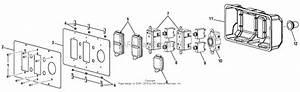 Homelite Ps906025p Powerstroke 6 000 Watt Generator Parts