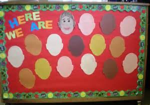 September Preschool Bulletin Board Ideas