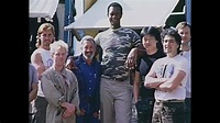 Kevin Peter Hall - Behind The Scenes of Predator (1987 ...