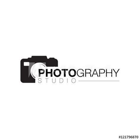 camera lens photographer logo icon design vector buy