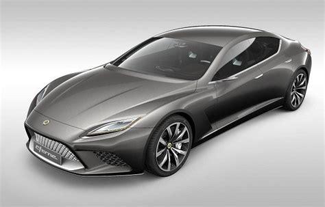 2011 Four-door Sports Saloon Concept