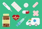 Pill Box Medical Illustrations Vector - Download Free ...