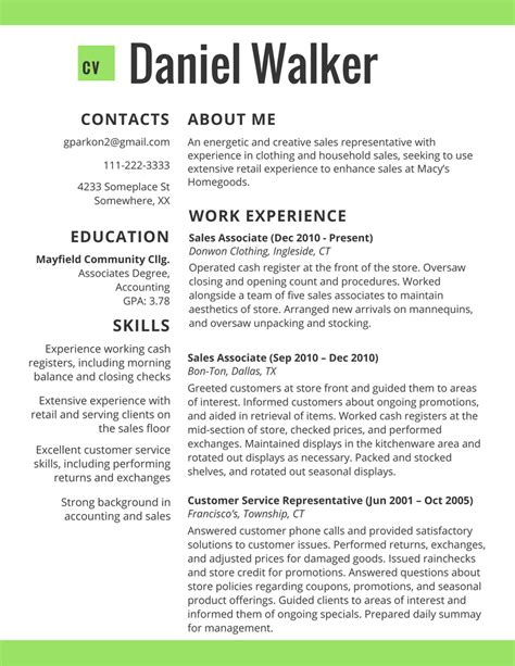 latest resume trends online resumes 2017