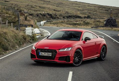 2019 audi tt revealed adds tt 20 years limited edition performancedrive