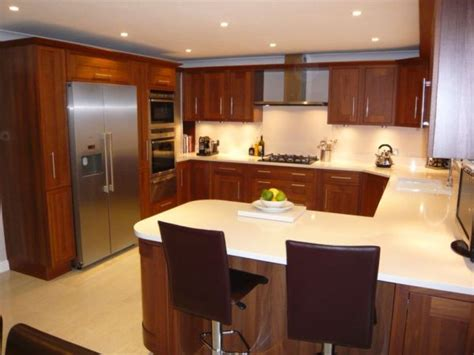 U Shaped Kitchen Countertops by A Rundown Of The Advantages Offered By U Shape