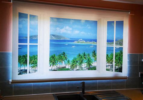 printed photo blinds printed picture blinds
