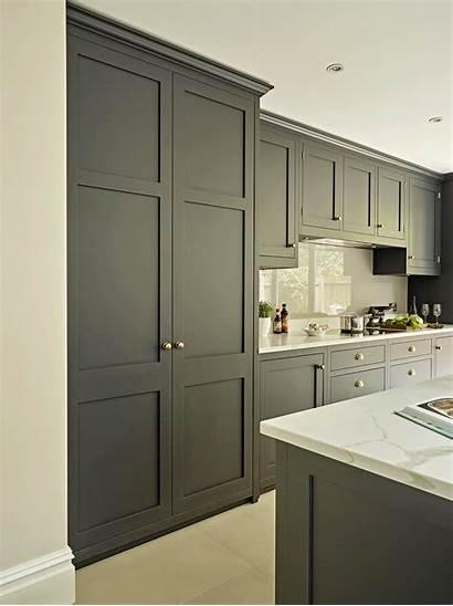 Kitchen Shaker Cabinet Pantry Cupboard Diy Grey