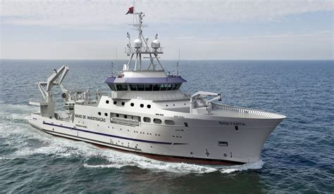 fishery research vessel   purposes