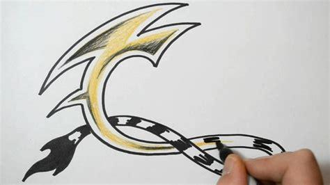 Grafiti C : How To Draw Wild Graffiti Letters