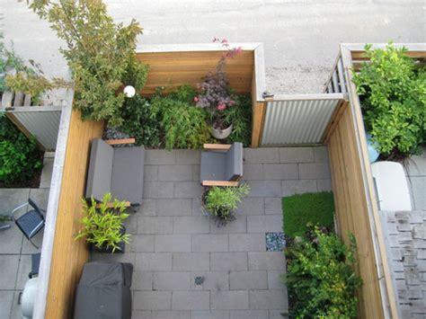 Fences Apartment Patio Garden Ideas