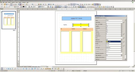 open office templates pdf generation using templates and openoffice and itext in java codeproject