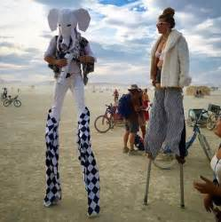 Burning Man From 2016