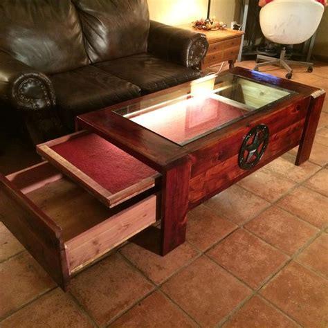 Hidden Compartment Coffee Table Ideas  Roy Home Design